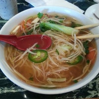 Photo taken at Hue Thai by Emmanuel A. on 10/29/2014