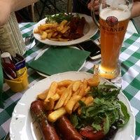 Photo taken at Alt-Berliner Wirtshaus by Lynne J. on 7/24/2017