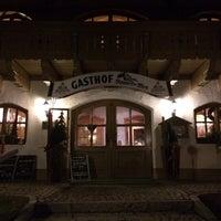 Photo taken at Zum Rosserer-Wirt by Carsten S. on 2/8/2014