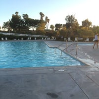 Photo taken at Chardinnay Hills Pool by Cesar R. on 7/10/2014