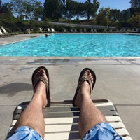 Photo taken at Chardinnay Hills Pool by Cesar R. on 7/17/2014