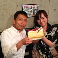 Photo taken at 焼酎蕎麦や はやさき by Masao K. on 9/20/2013