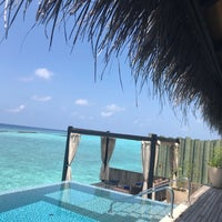 Photo taken at Velaa Private Island Maldives by Sultan on 3/22/2018
