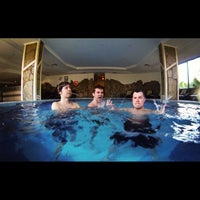 Photo taken at Pool Party by Dima K. on 11/11/2013