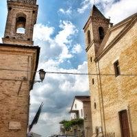 Foto scattata a Torre San Patrizio da Mariano P. il 9/7/2013