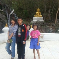 Photo taken at วัดพระขาว by Nathapat Sound on 2/3/2013