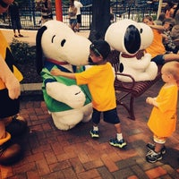 Photo taken at Camp Snoopy by Brandon J. on 6/11/2014
