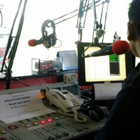 Photo taken at Swaragama 101.7 FM by Putri K. on 8/6/2013