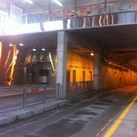 Photo taken at MBTA World Trade Center Station by joezuc on 10/3/2012