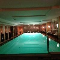 Photo taken at Park Hyatt Swimming Pool by SH P. on 7/23/2013