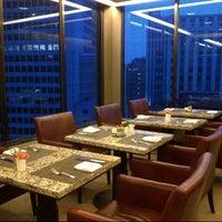 Photo taken at Westin Chosun Executive Lounge by SH P. on 12/28/2012