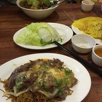 Photo taken at Pho Dakao Hoang Restaurant by Yves C. on 7/20/2016