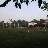 Photo taken at Lapangan Mataram by senopati D. on 5/31/2014