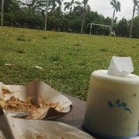 Photo taken at Lapangan Mataram by senopati D. on 4/5/2014