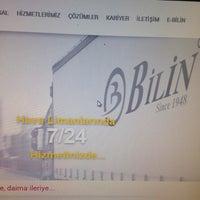 Photo taken at Bilin Gümrük Müşavirliği / AHL OFİS by Bahri H. on 9/10/2014