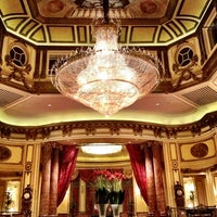 Photo taken at The St. Regis Rome by drunkenstache on 2/24/2013
