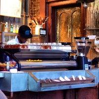 Photo taken at Bowery Coffee by Matt B. on 8/2/2013