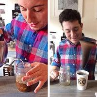 Photo taken at Kings Coffee by Matt B. on 12/21/2013