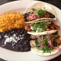 Photo taken at La Lucha - Tacos & Boutique by Matt B. on 8/15/2013