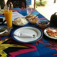 Photo taken at shenadi restaurant by Gaisho H. on 3/15/2014