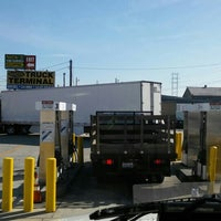Photo taken at Bandini Truck Stop by Juan H. on 2/22/2016