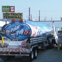 Photo taken at Bandini Truck Stop by Juan H. on 1/21/2015