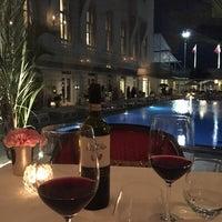 Photo taken at Cipriani Restaurante by Fábio A. on 5/22/2016