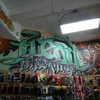 Photo taken at Tread Bike Shop by Z G. on 7/20/2013