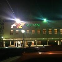 Photo taken at Sultan Center by Esra E. on 11/27/2016