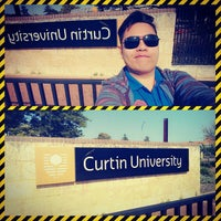 Photo taken at Curtin Business School by Tanent Y. on 9/14/2014