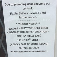 Photo taken at Sizzlin Skillets by Curl S. on 8/25/2014