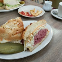 Photo taken at Hygrade Restaurant & Deli by Brian A. on 5/18/2017