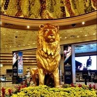 3/14/2013 tarihinde Bir Zamanlarziyaretçi tarafından MGM Grand Hotel & Casino'de çekilen fotoğraf