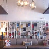 Photo taken at Postcard Inn by Sarah R. on 2/8/2013