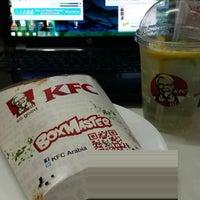 Photo taken at KFC كنتاكي by Tophe V. on 11/14/2015