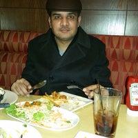 Photo taken at Boston Pizza by Atif Masood C. on 1/23/2016