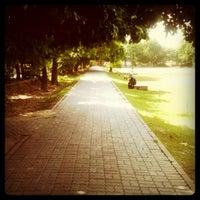 Photo taken at Model Town Park by Atif Masood C. on 9/27/2012