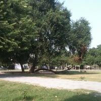 Photo taken at Model Town Park by Atif Masood C. on 10/6/2012