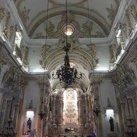 Photo taken at Igreja Santa Cruz dos Militares by Lucas G. on 12/29/2015