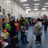 Photo taken at Godfrey Elementary by David B. on 11/4/2014