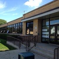 Photo taken at Godfrey Elementary by David B. on 9/3/2014