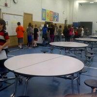 Photo taken at Godfrey Elementary by David B. on 5/2/2013