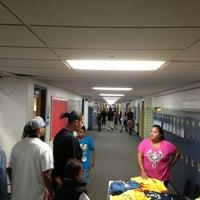 Photo taken at Godfrey Elementary by David B. on 9/12/2013