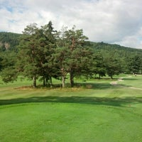 Photo taken at Wentworth Golf Club by Jim S. on 9/1/2013