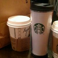 Photo taken at Starbucks by Aysu A. on 2/11/2013