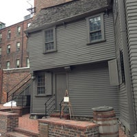 Foto scattata a Paul Revere House da Robert R. il 2/23/2013