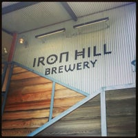 Photo taken at Iron Hill Brewery & Restaurant by B H. on 5/10/2013