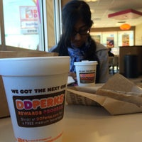 Photo taken at Dunkin' Donuts by Javid G. on 4/21/2014