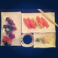 Photo taken at Tokai Sushi by Suzanne B. on 10/12/2012
