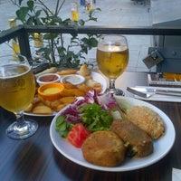 Photo taken at Deep Restaurant & Bistro by Özlem M. on 10/26/2012
